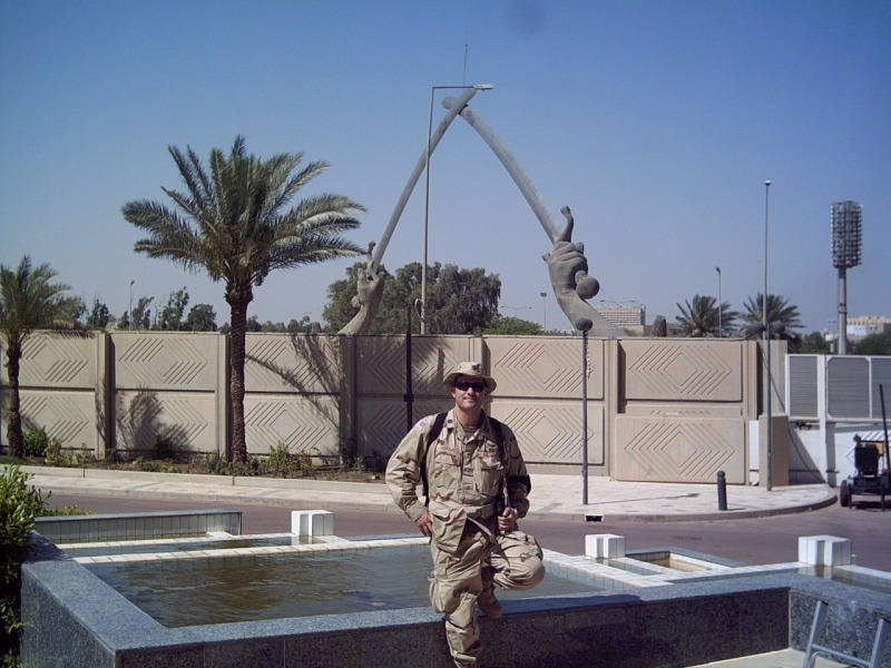 Mike Abrams Military
